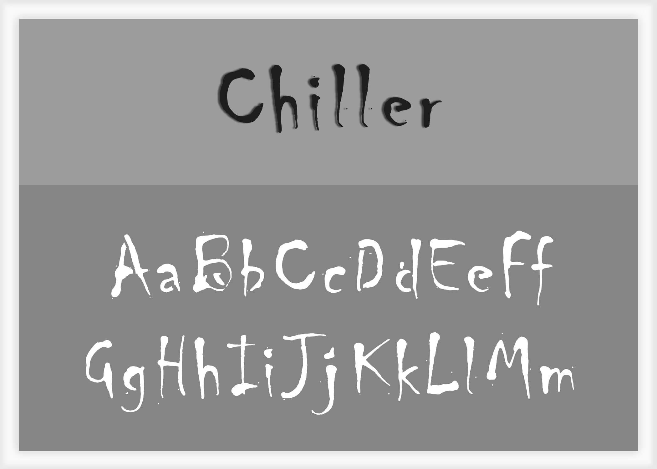 chiller-alphabet-stencil