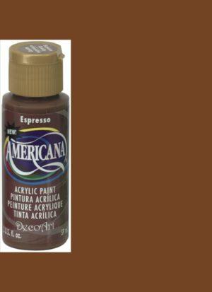 Espresso Acrylic Paint-color image