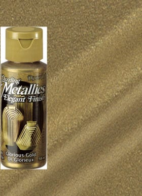 Glorious Gold Metallic Acrylic Paint